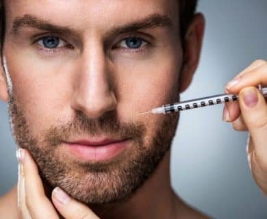 More and More Men Want Injectables